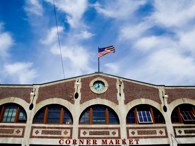 Seattle – Corner market