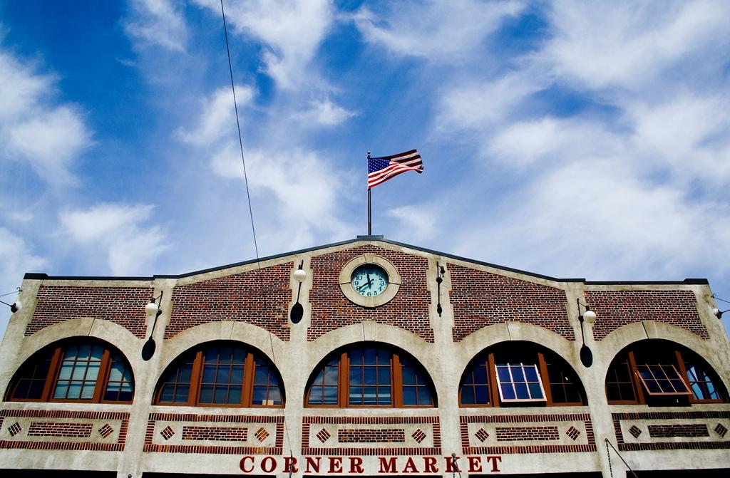 Seattle - Corner market