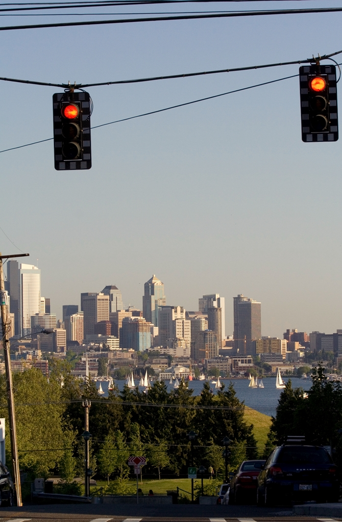 Seattle from Fremont 2