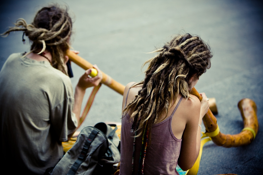 Dreadlocks &  Buddhism 2