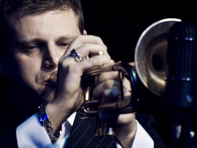 Fabrizio Bosso – Gold and blue