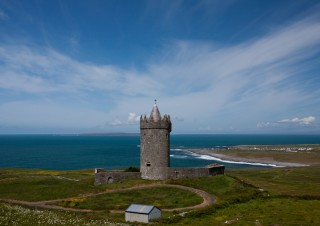 Ireland – Doolin Castle