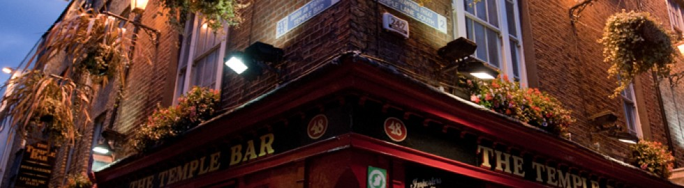 Ireland – The Temple Bar