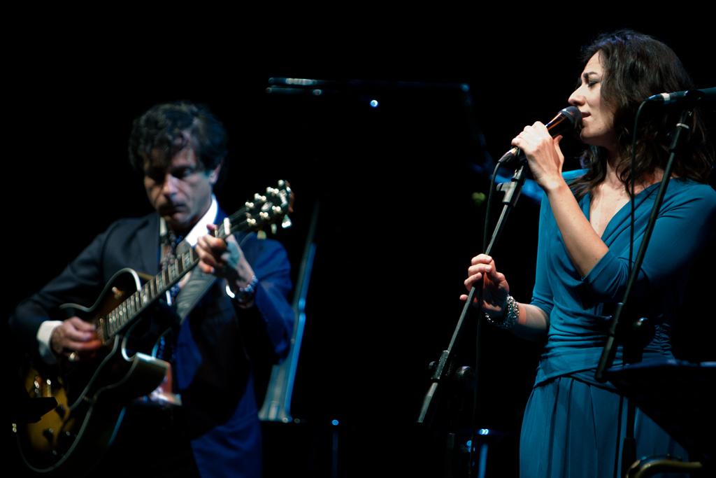 Alice Ricciardi & Nicola Conte