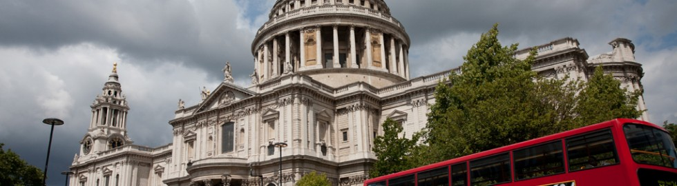 London – St Paul's Cathedral