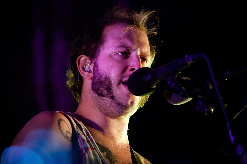 Bon Iver – Ferrara, Italy, July 19th 2012