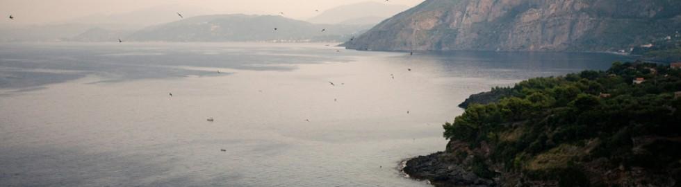 Maratea – Birds over Cersuta