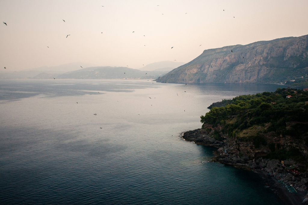 Maratea Birds over Cersuta