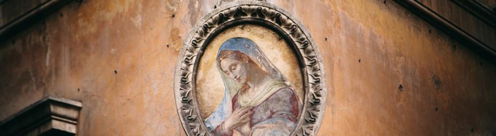 Rome – Madonna della pietà