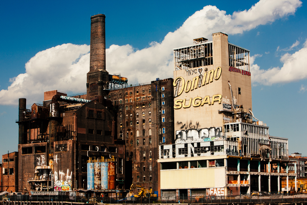 NYC domino sugar