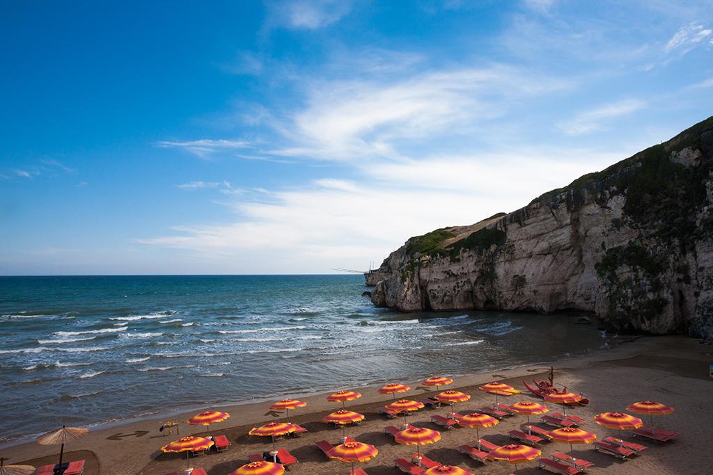 zaiana beach peschici