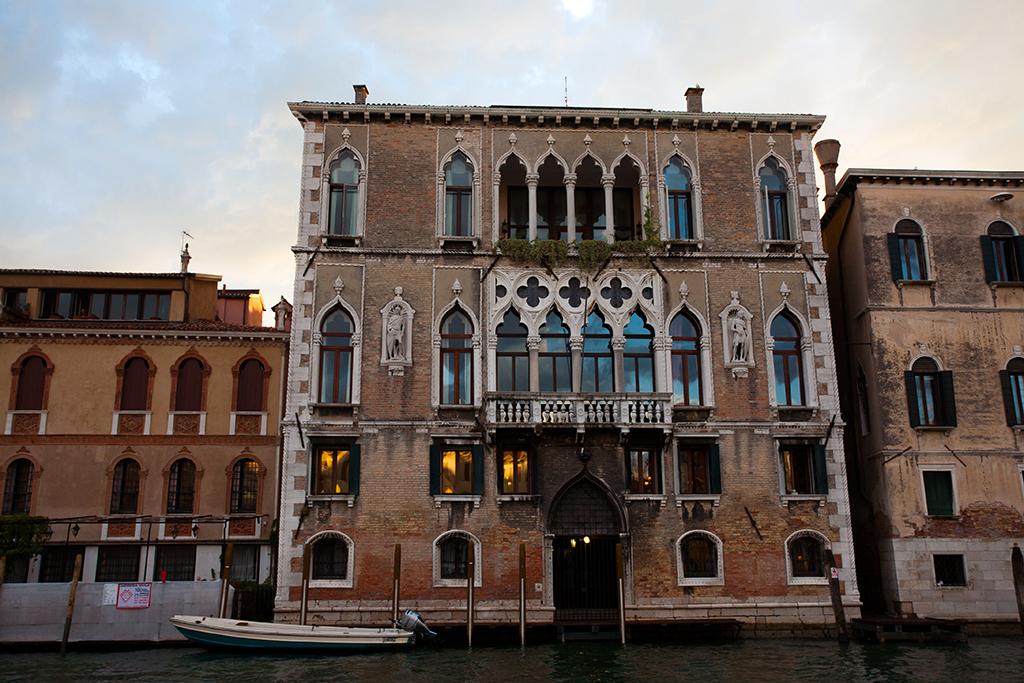 palazzo loredan ambasciatore venezia