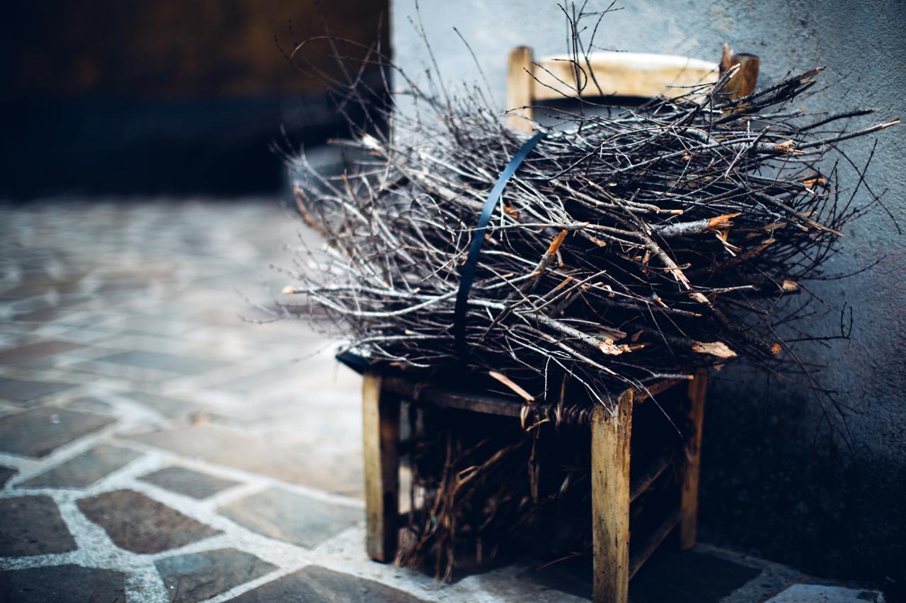 bundle of twigs