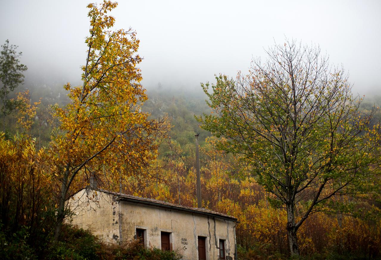 trecchina autumn