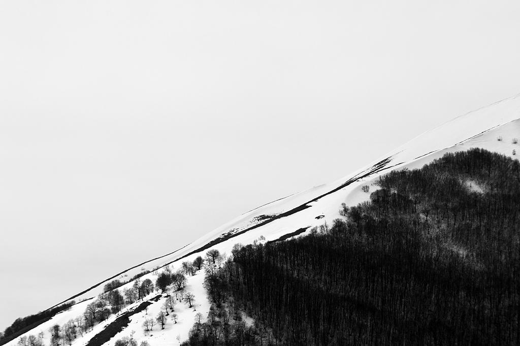 mountain lines alpi basilicata