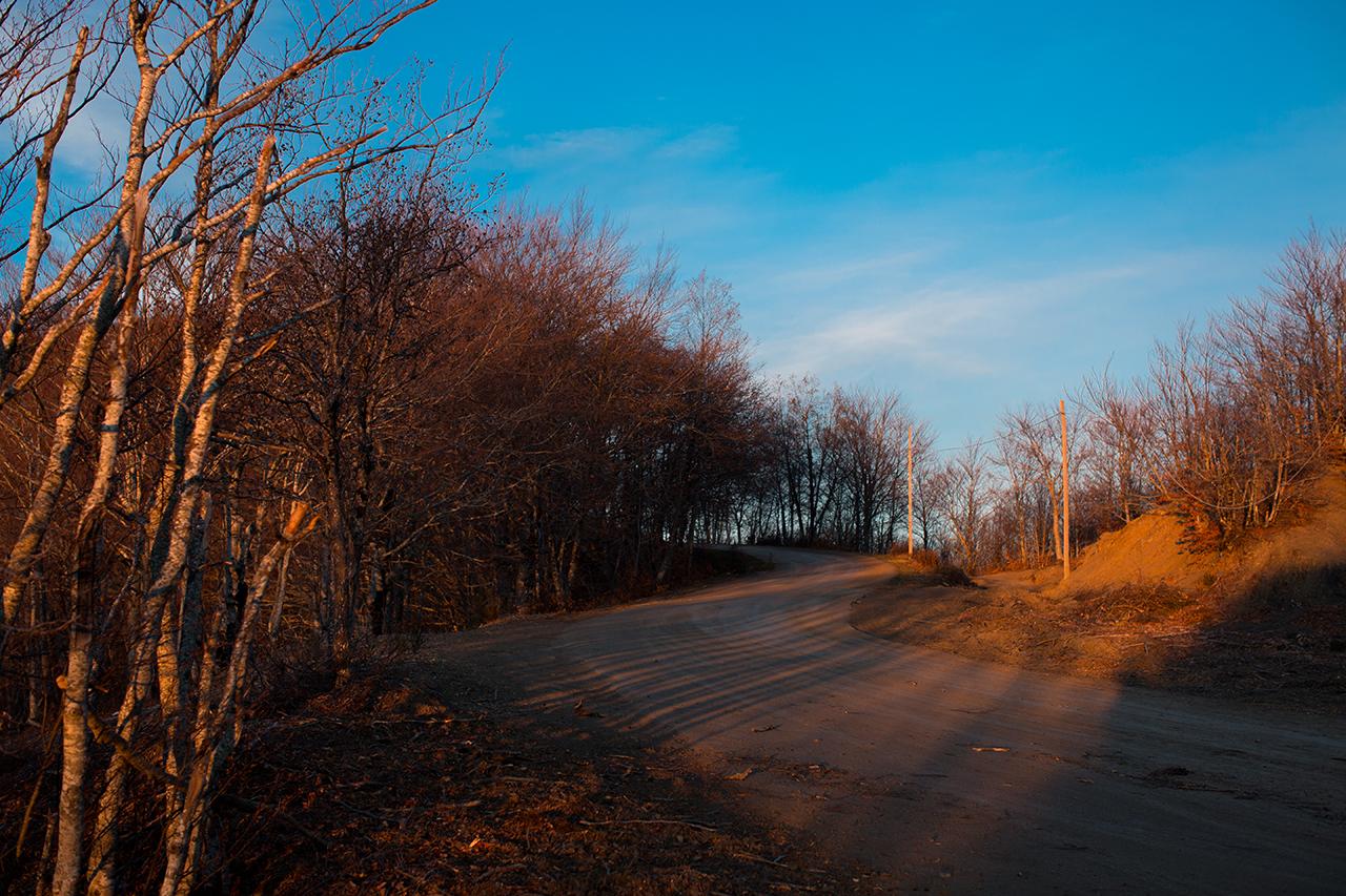 monte sirino alba