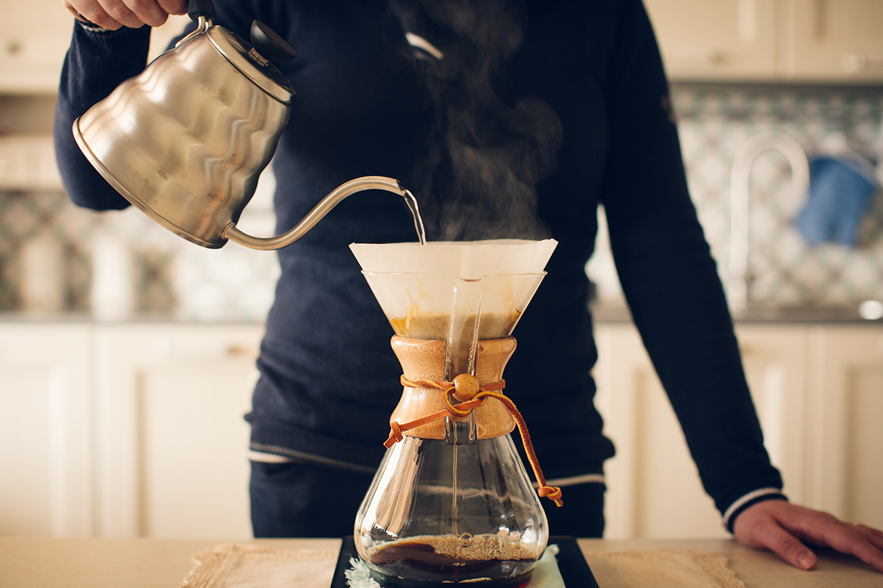 sunday coffee chemex