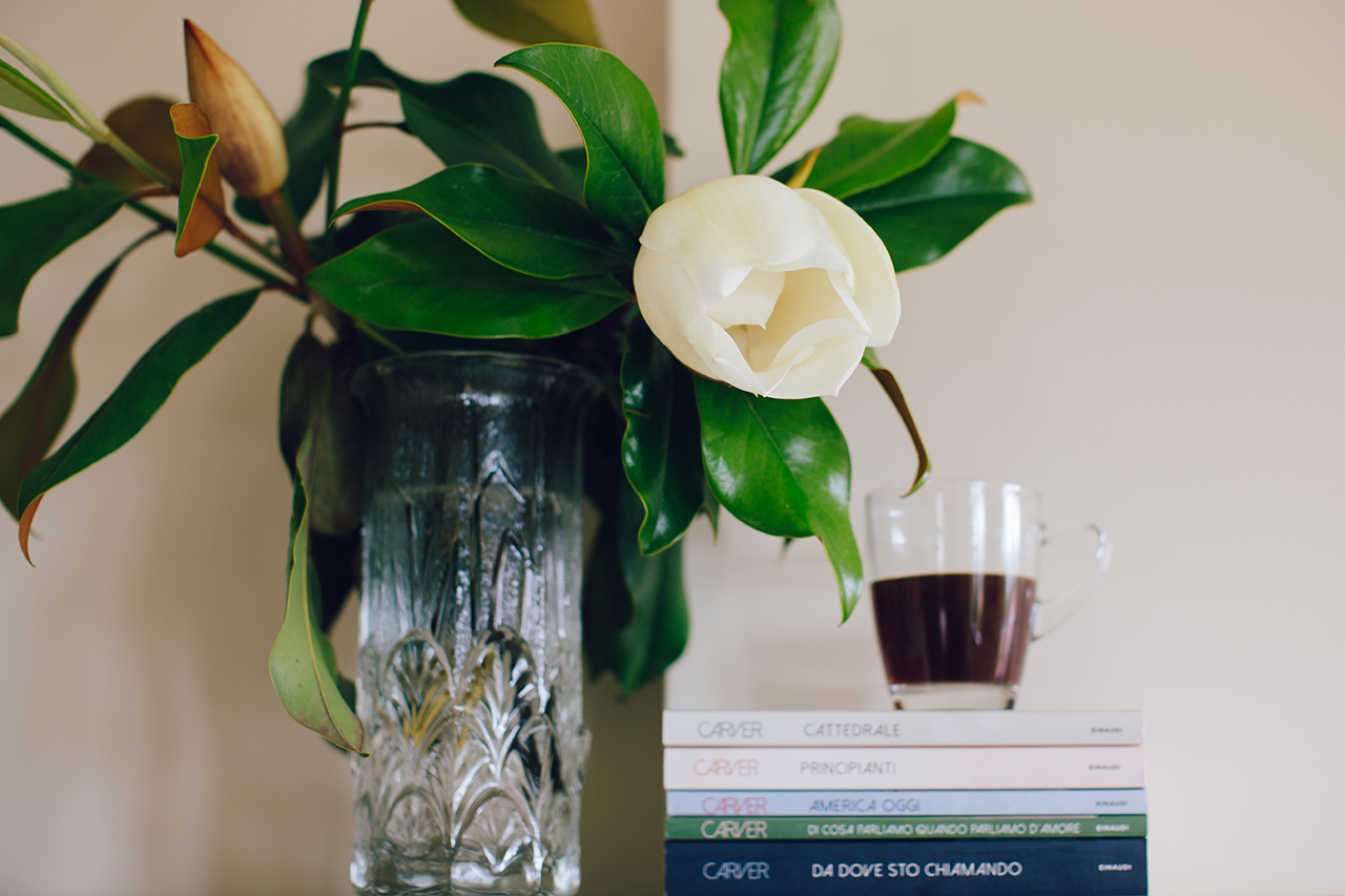magnolia carver coffee
