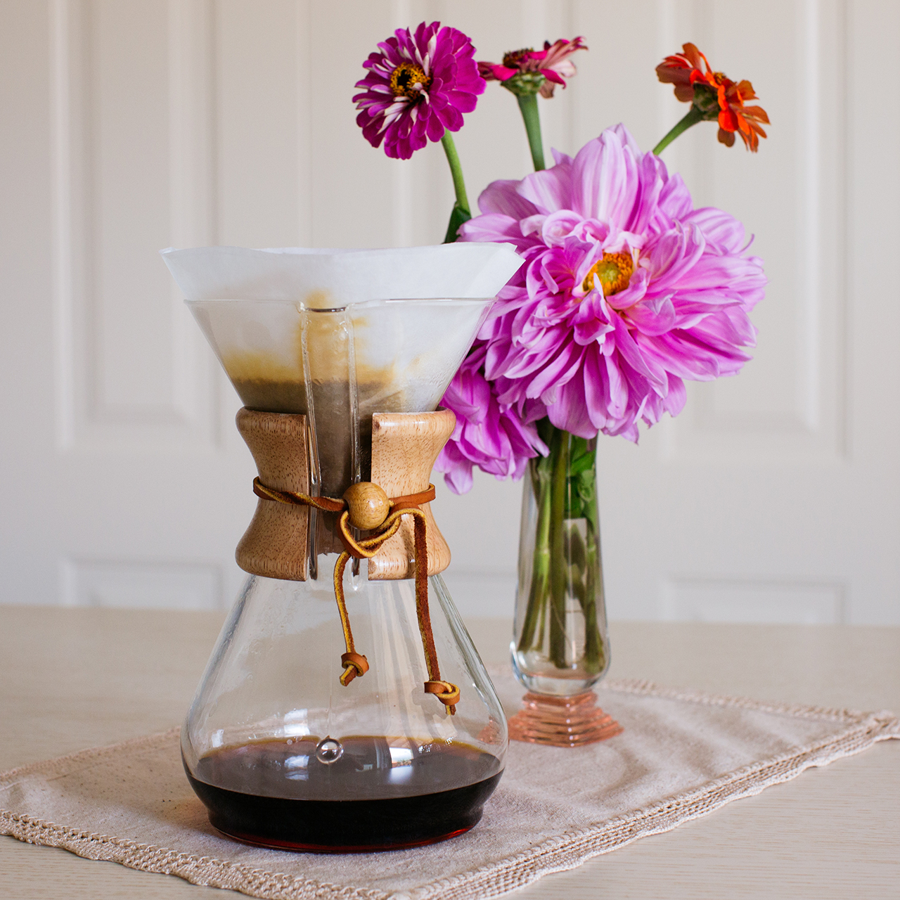 chemex dahlia coffee