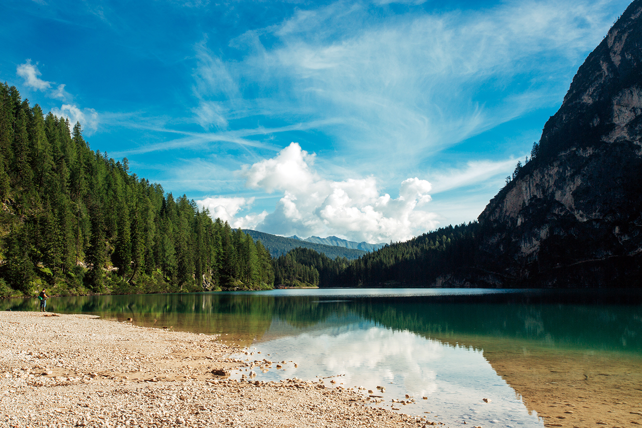 lake braies fishing
