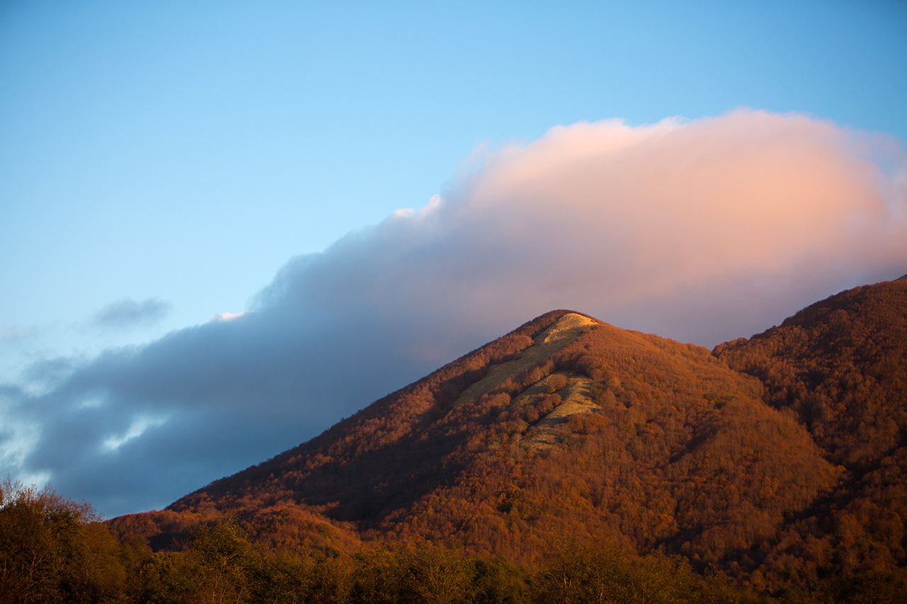 sirino montagna