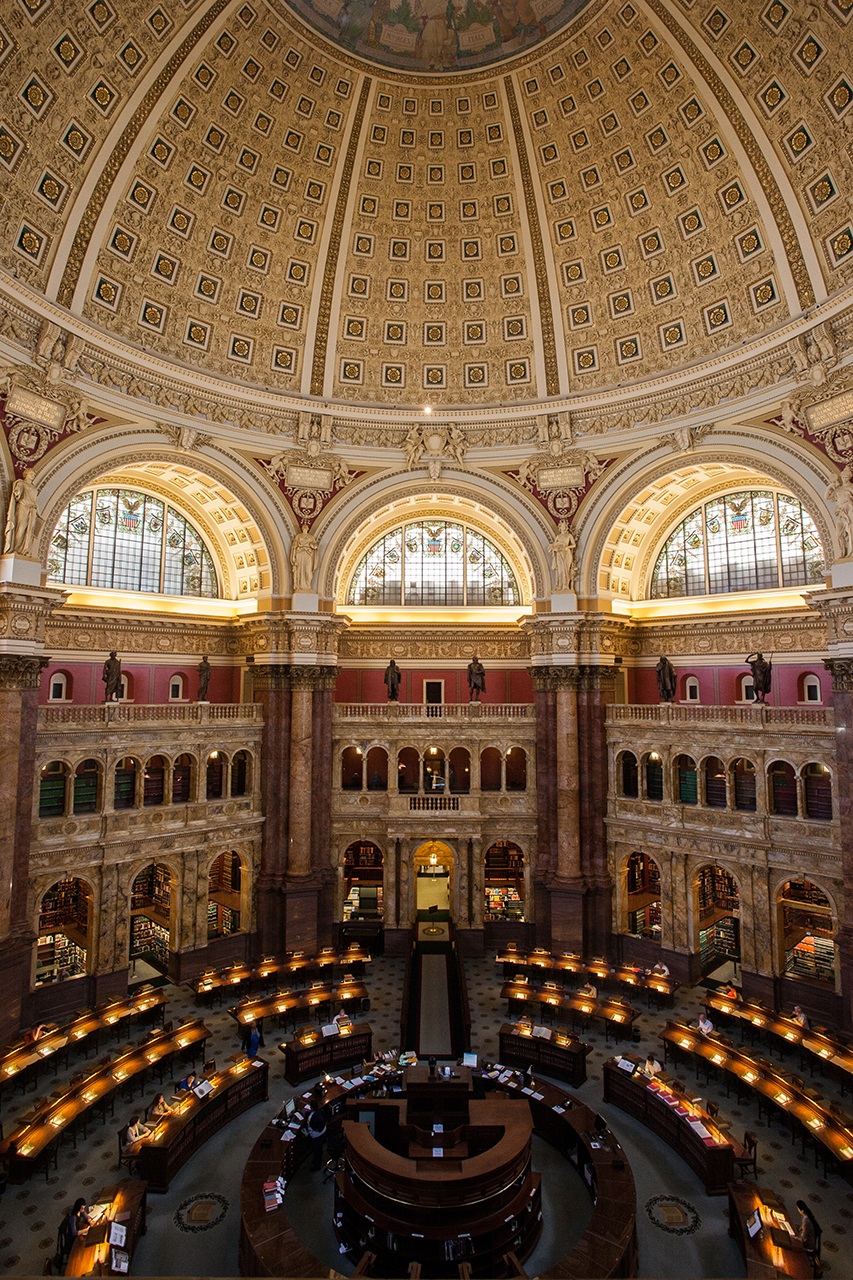 inside library congress