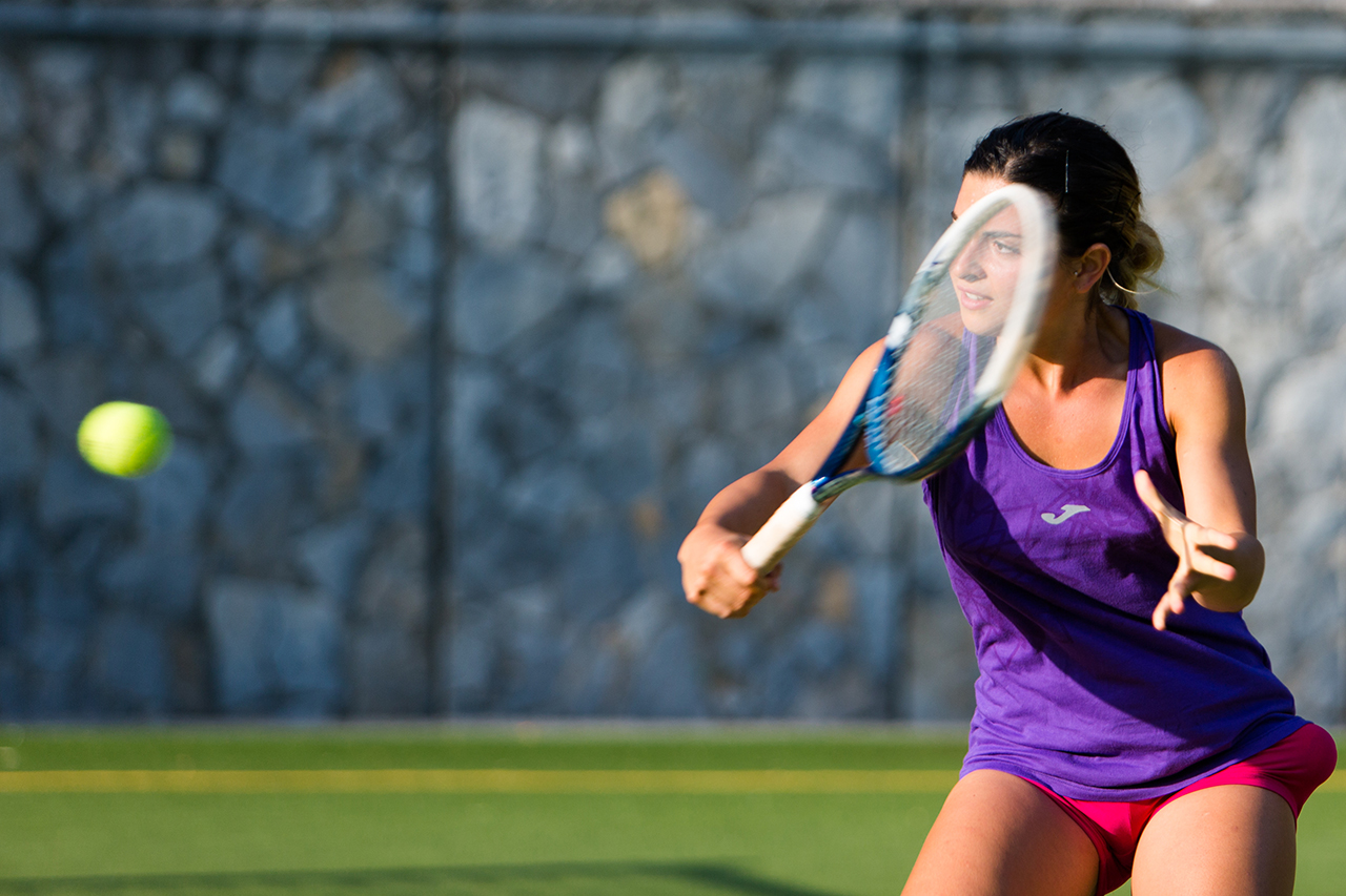 asia tennis player