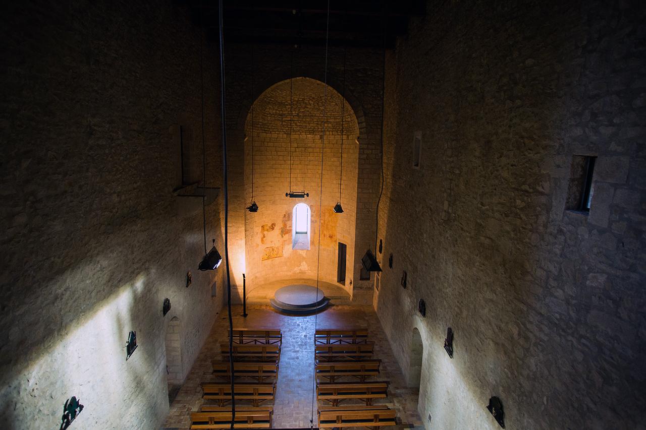 lagopesole chapel