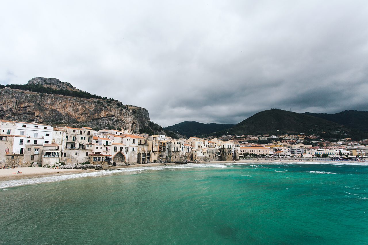cefalù sea view