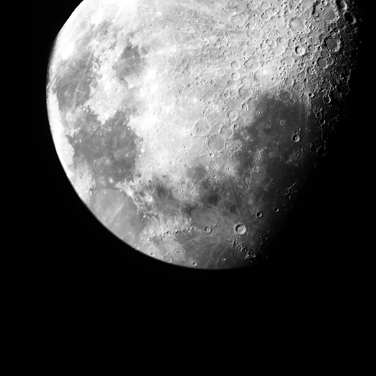 moon from iphone