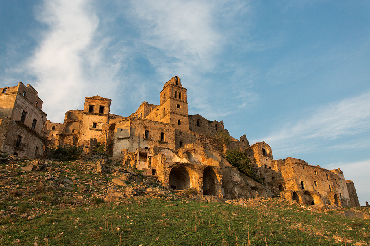 sunset craco
