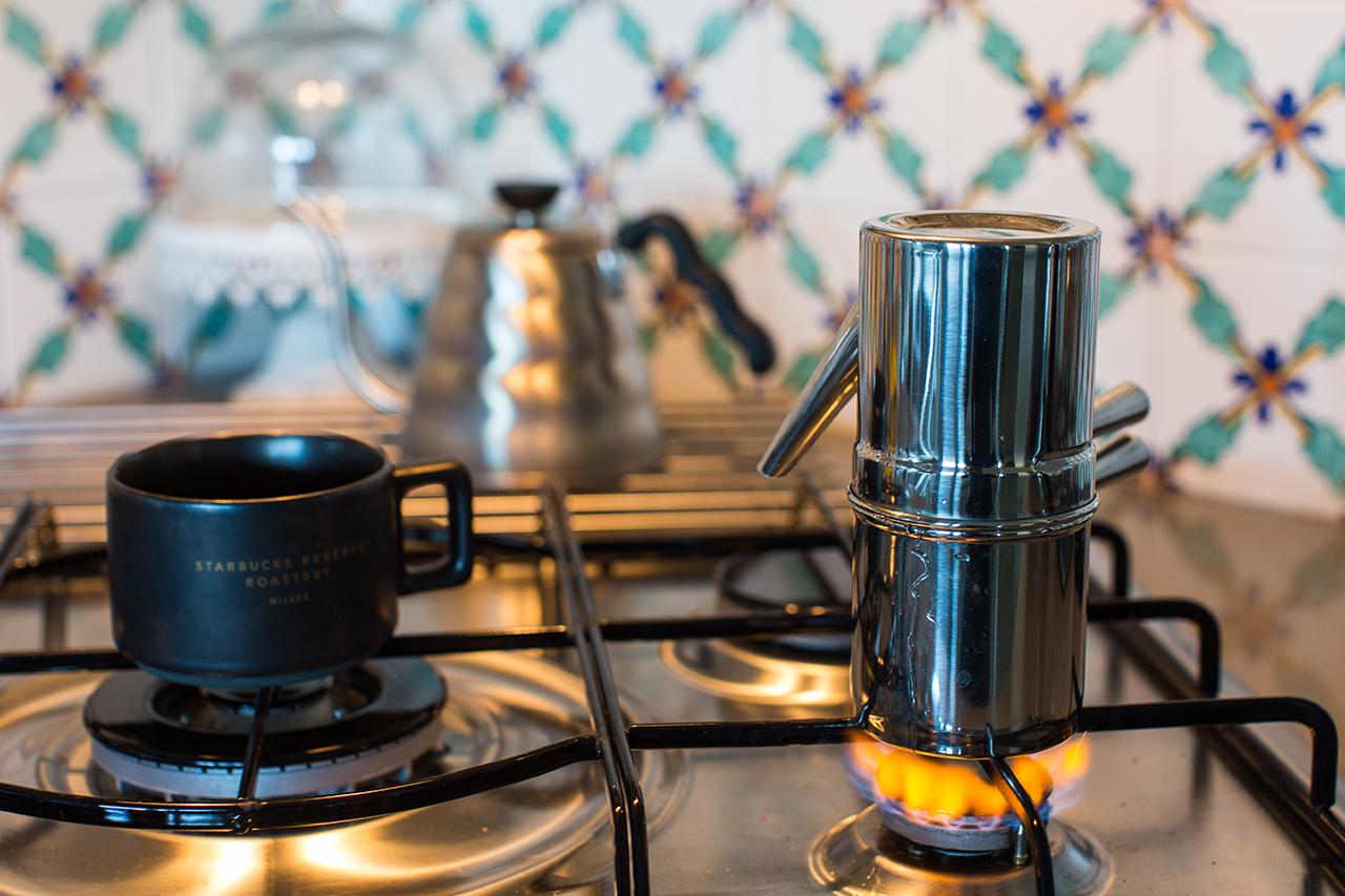 cuccuma caffè napoletano