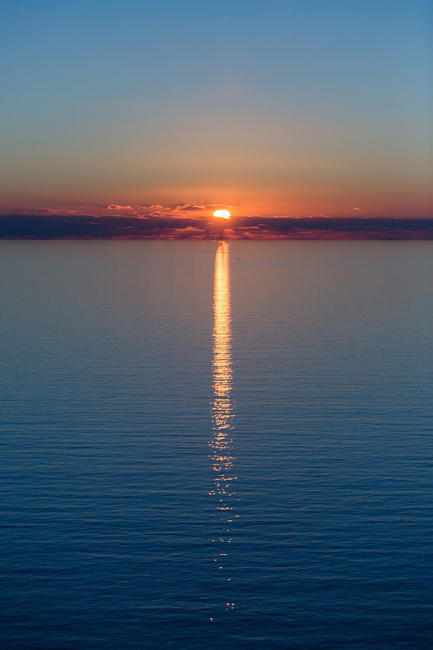 maratea tramonto