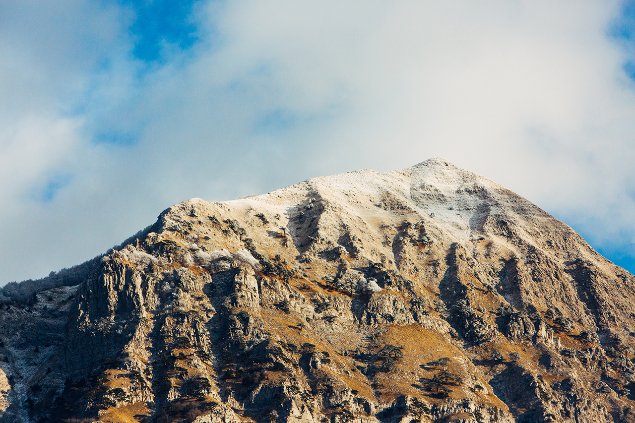 monte alpi nevischio