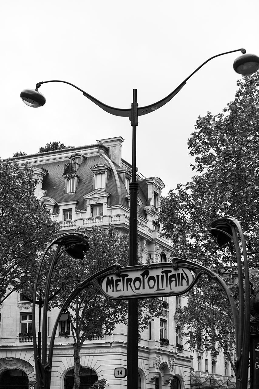 Paris - Metropolitain