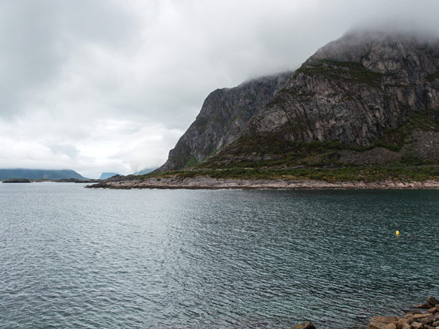 Lofoten – Red Fisherman