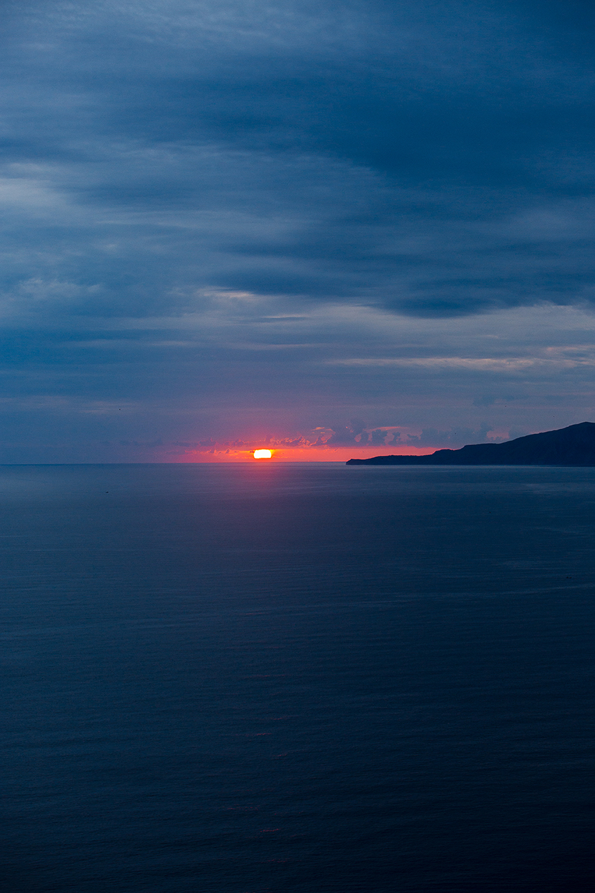 maratea sunset
