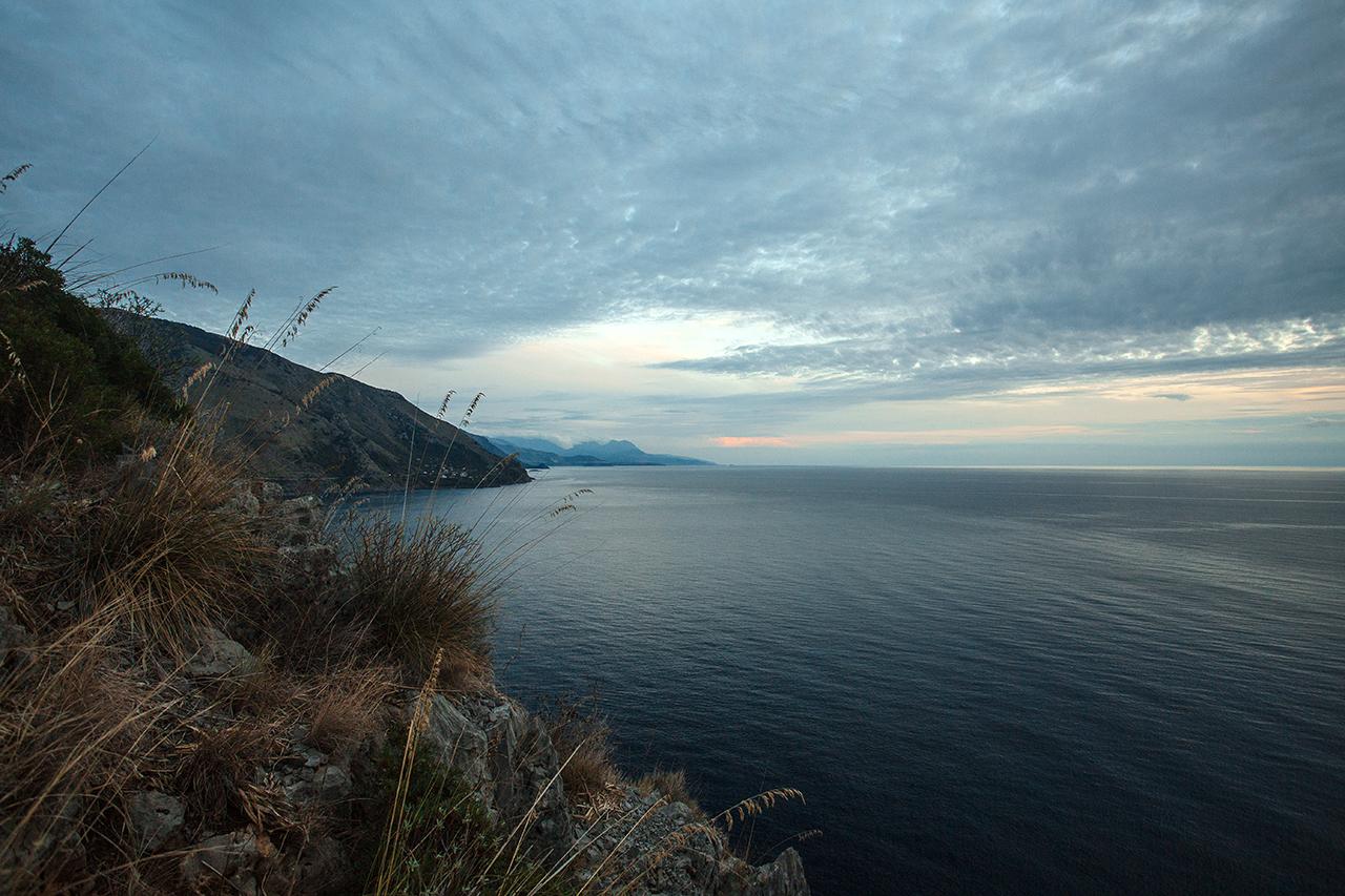 maratea sunset cyan