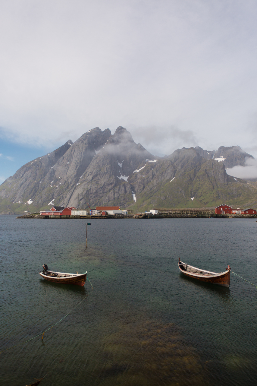 lofoten boats