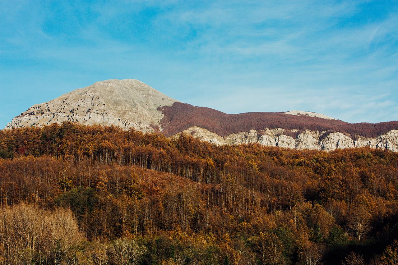monte alpi autunno 2019