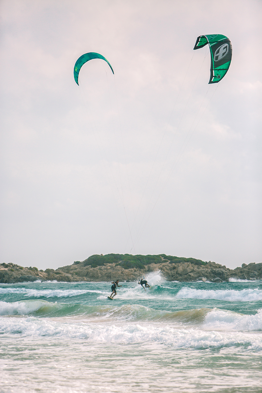 kitesurfing sardegna
