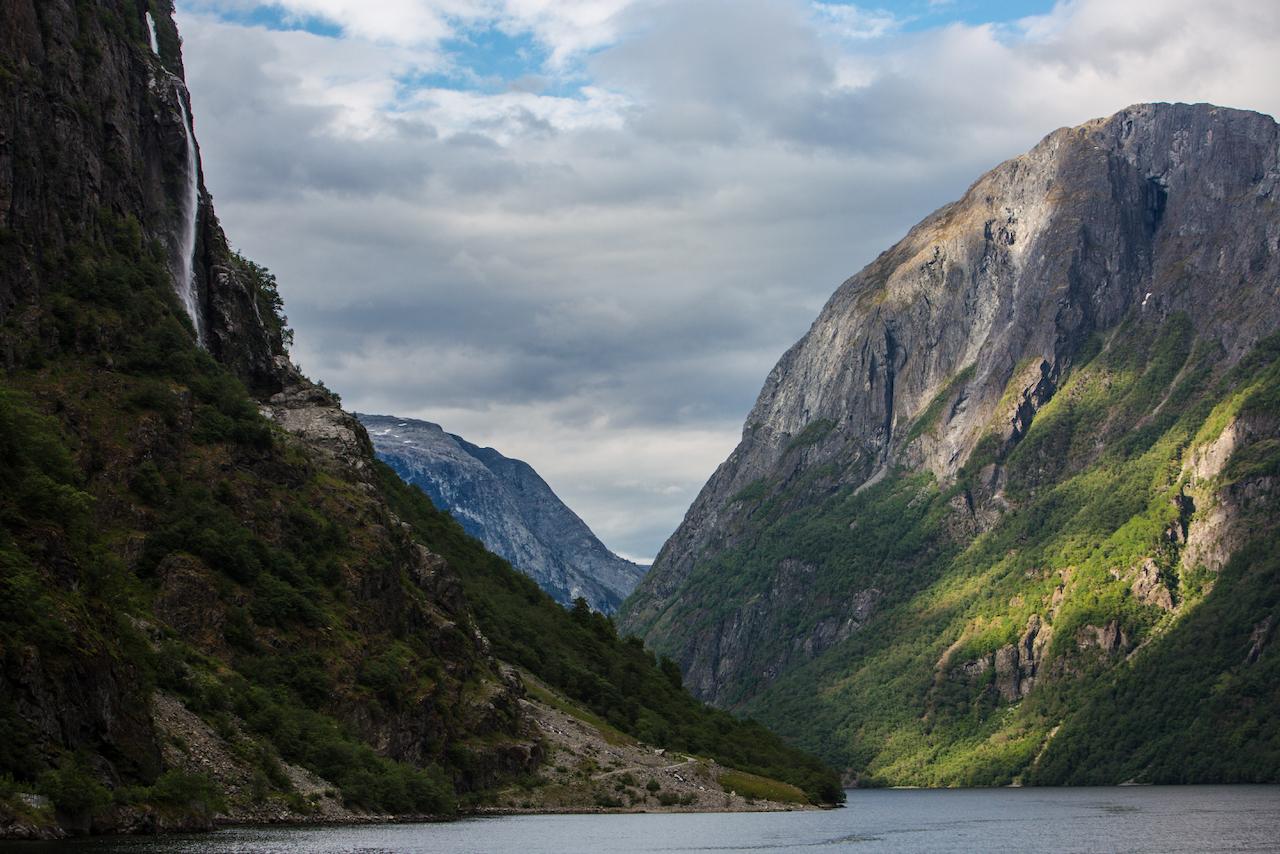 norway gudvangen fjords