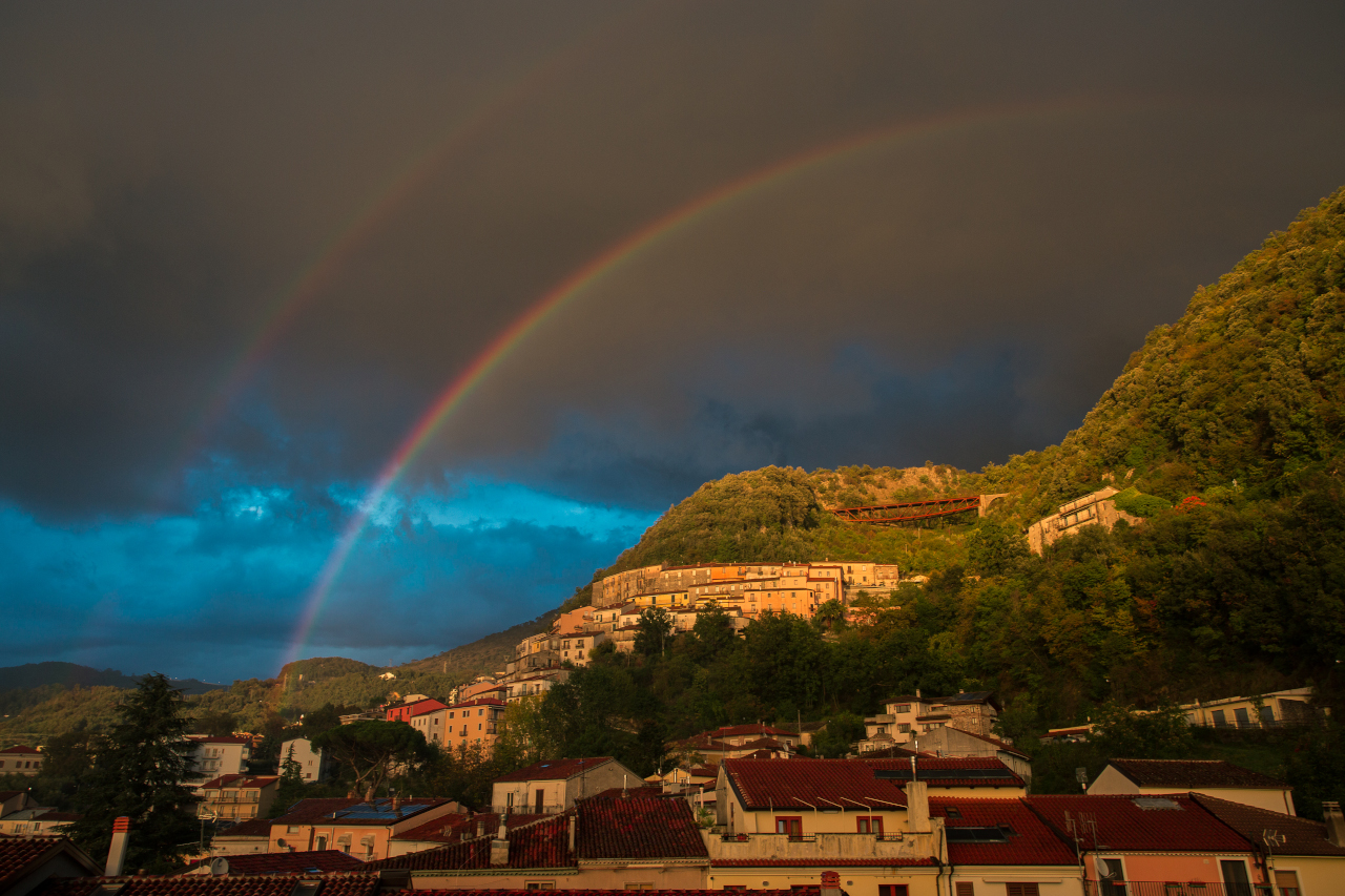 lauria after the rain