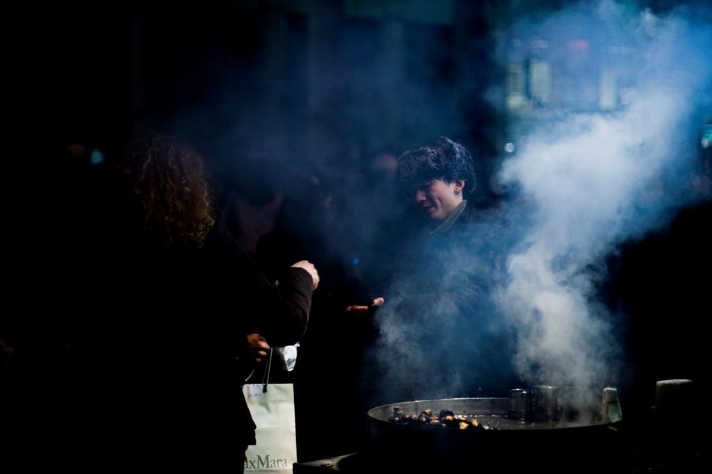 Milan - Smoking business