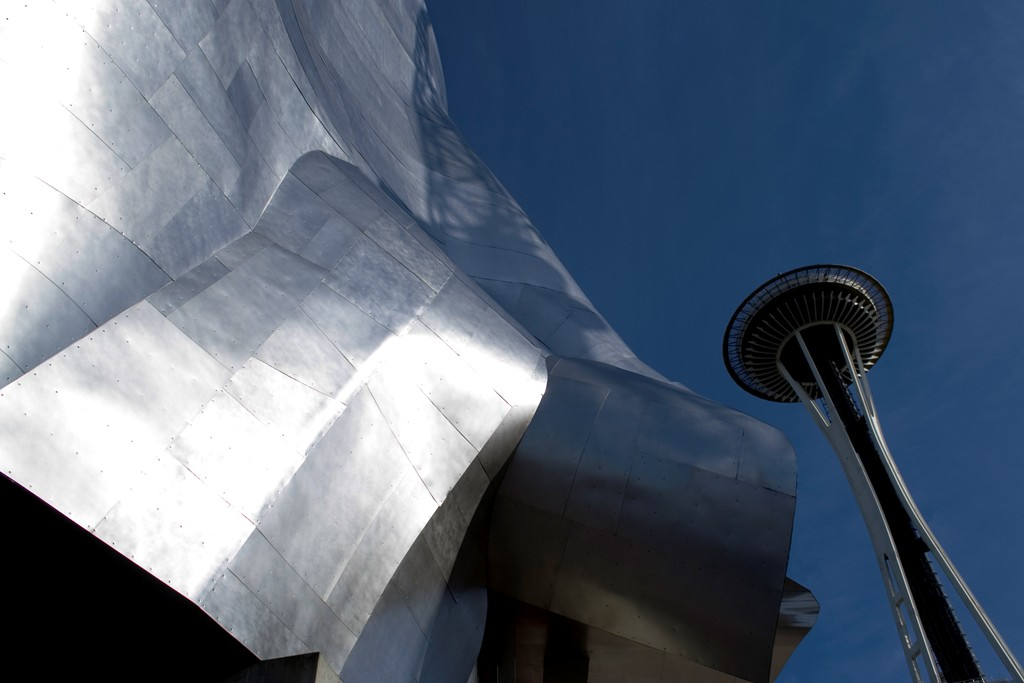Seattle - EMP and The Needle