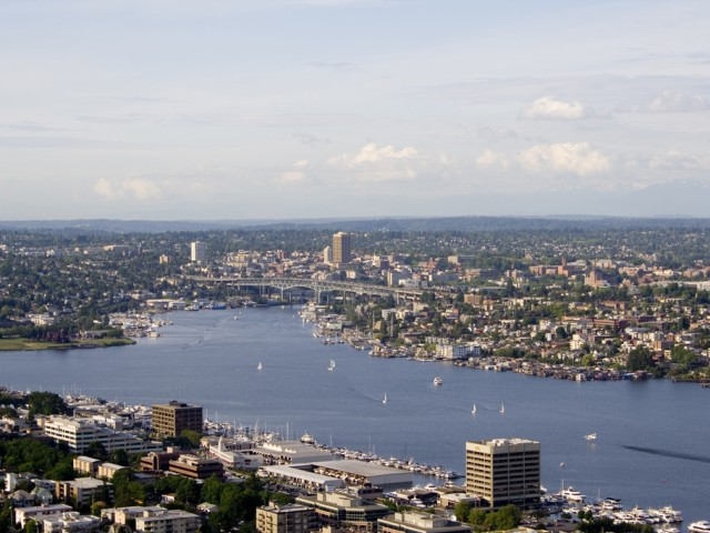 Seattle – Lake Union