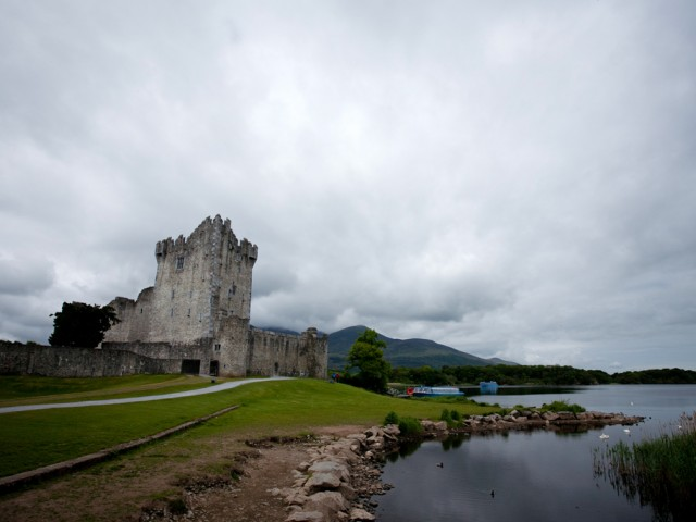 Ireland – Ross Castle