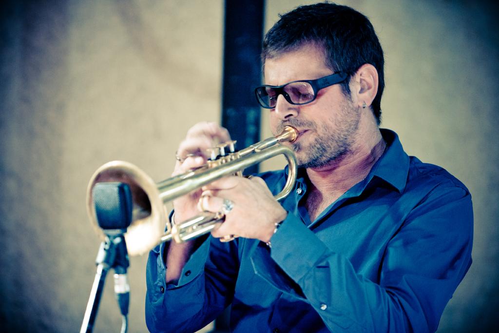 Fabrizio Bosso live in Laino Borgo
