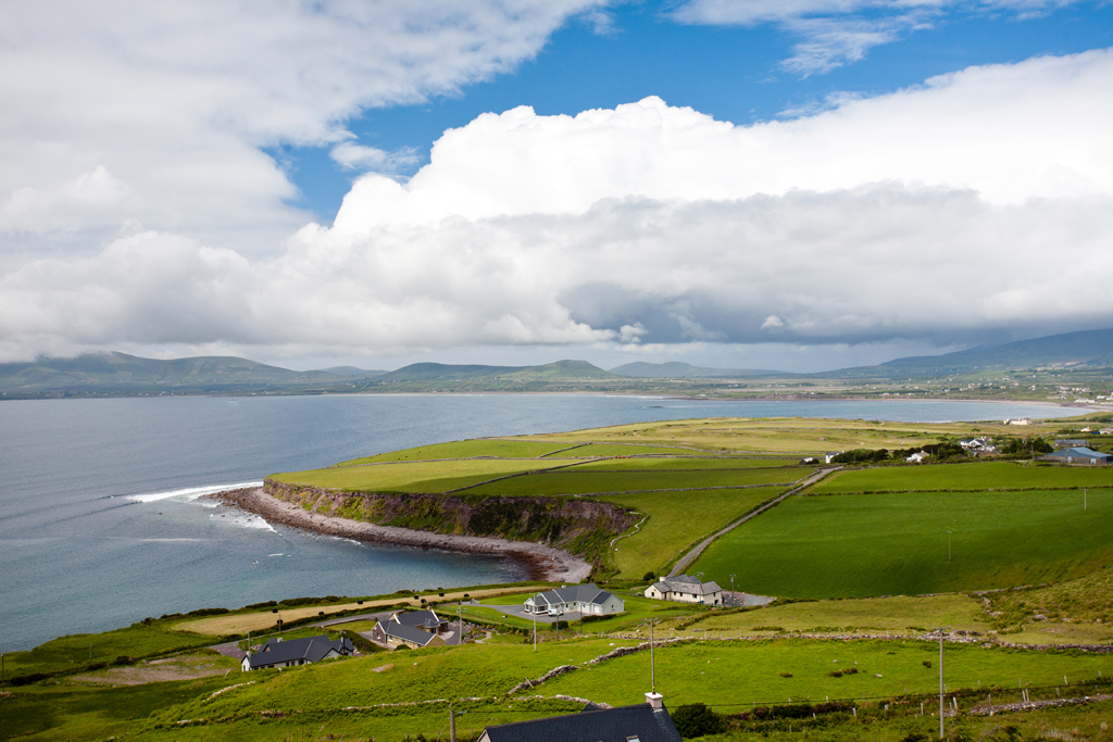Ireland - Ring of Kerry - Coast