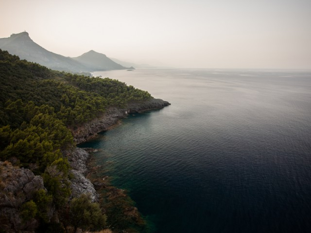 Maratea – Coast at dawn